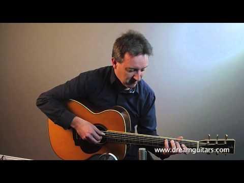 "Dream Guitars Performance - C Carroll - ""Autumn Leaves"""