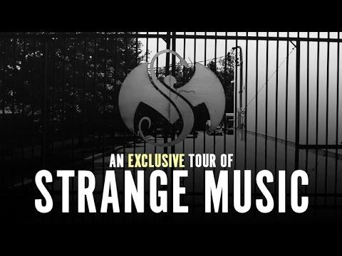 Take A Tour Of Tech N9ne's Strange Music Headquarters