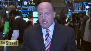 Jim Cramer Says Beware of Strong Unemployment Number