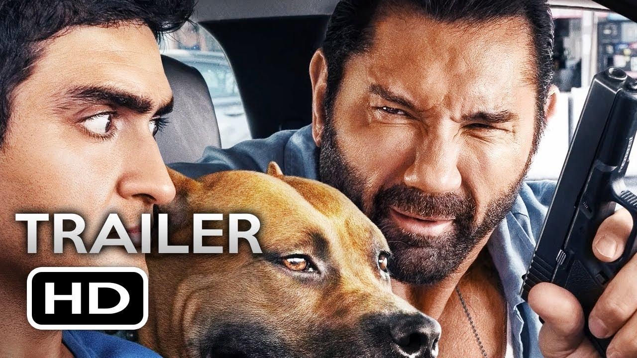 STUBER Official Trailer (2019) Dave ...