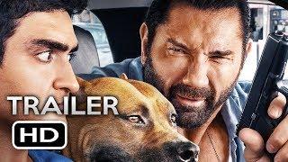 STUBER Official Trailer (2019) Dave Bautista, Kumail Nanjiani Comedy Movie HD