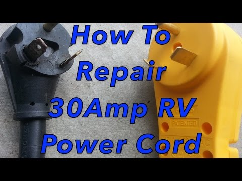 how-to-repair-30amp-rv-power-cord