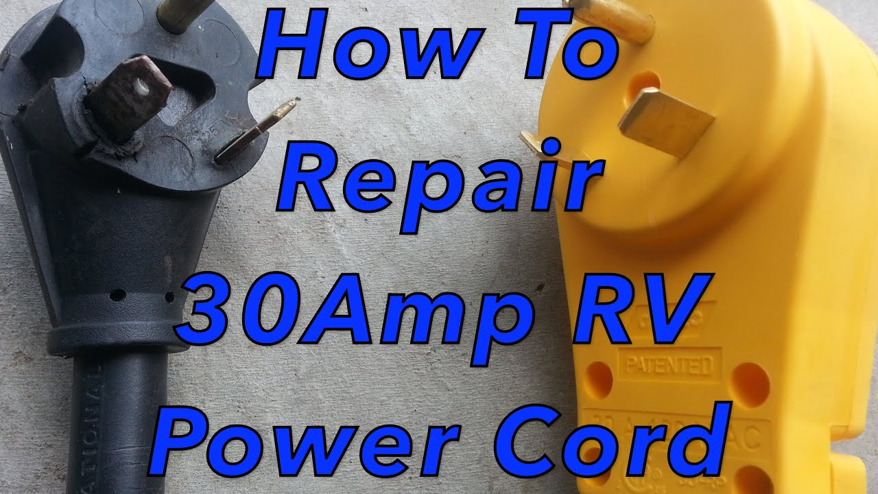 how to repair 30amp rv power cord youtube rh youtube com 2011 Jayco Skylark 21FBV Jayco Skylark 21FKV