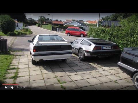 Audi Coupé GT - First Drive