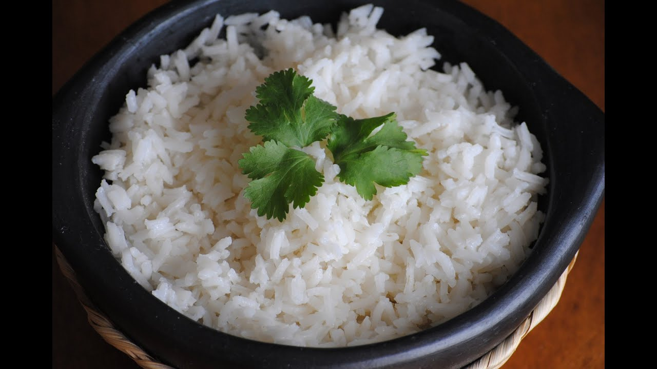 Rice Recipe  How To Make White Rice & Brown Rice (long Grain)   Sweetysalado