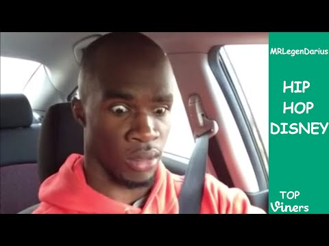 MrLegenDarius Hip Hop Disney Vines - Top Viners ✔