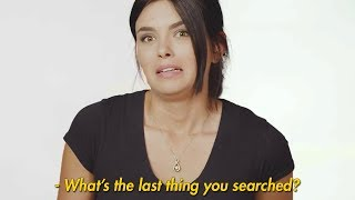People Read Their Search History Out Loud