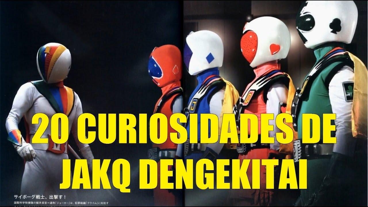 Super Sentai Jakq – Wonderful Image Gallery
