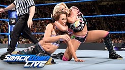 Mickie James vs. Alexa Bliss: SmackDown LIVE, March 14, 2017