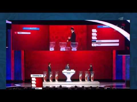 РОССИЯ НОВОСТИ: ЖЕРЕБЬЕВКА ЧМ 2018 ПО ФУТБОЛУ-РЕЗУЛЬТАТЫ. The Results Of The Draw World Cup 2018