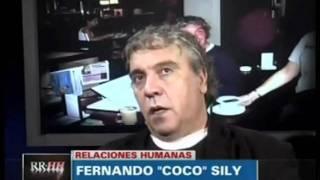 Relaciones Humanas: Entrevista de Rolando Hanglin junto a Coco Silly.