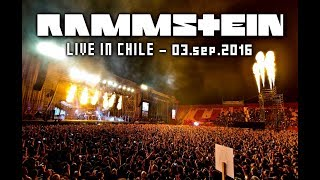 Rammstein Live in Chile 2016 | Full Show Multicam HD