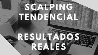 SCALPING  en VIVO | RESULTADOS REALES FOREX