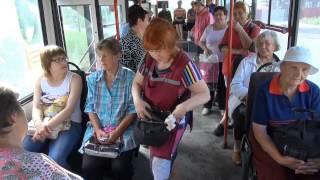 Хозяйка автобуса. 2014 г. 14 мин.45 сек.