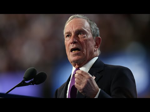 Mike Bloomberg: Donald Trump Is a 'Dangerous Demagogue' (Full DNC Speech)