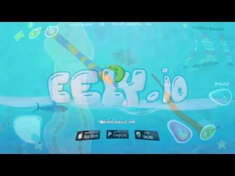 Eely.io - Best Underground io 3D Game