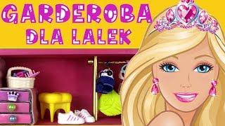 Babrie • Garderoba dla lalek • DIY