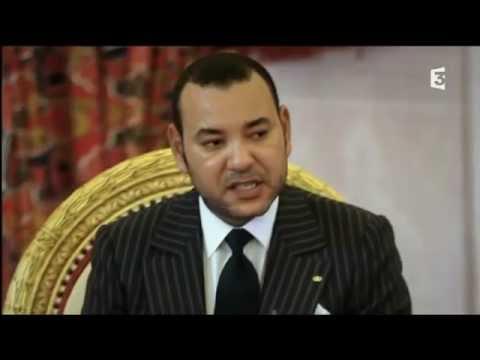 Le Roi Du Maroc  et Les Mystères De L'état Profond, Reportage 2016 HD
