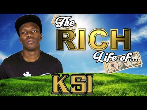 KSI - The RICH Life - Net Worth 2017 - FORBES - S.2. Ep.1