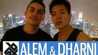 ALEM & DHARNI  |  Bati Boy Remix