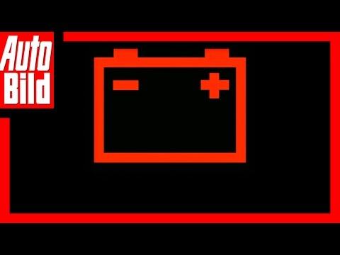 Warnleuchten im Cockpit (3/4) - Was leuchtet und blinkt da? - YouTube