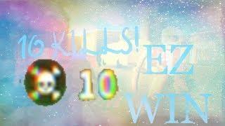 INSANE 10 KILL DUB -Roblox Fortnite- -Island royale-