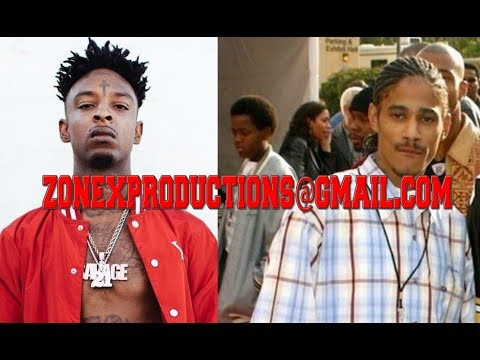 "21 Savage WARNS Layzie Bone & bone thugs dissin him & migos""ur diss wak im g0nna SMOKE u punk"""