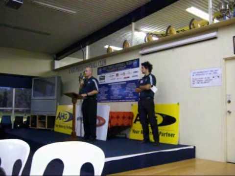 East Perth Football Club-Peel Thunder round 4 pres...