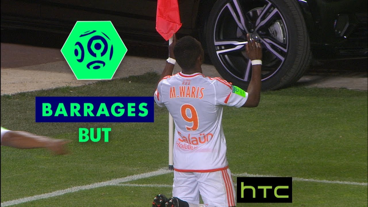 But abdul majeed waris 82 39 estac troyes fc lorient for Lorient troyes barrage