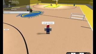 ROBLOX: NBA Hoopz Basketball Live-Stream! Teil 2!
