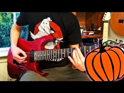 This is Halloween (Nightmare Before Christmas) Guitar Cover - YouTube