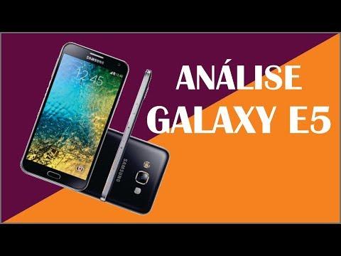Análise SAMSUNG  galaxy e5