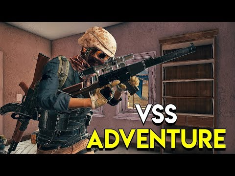 VSS ADVENTURE - PUBG (PlayerUnknown's Battlegrounds)