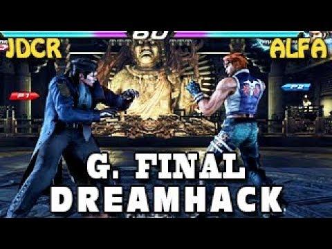 JDCR (Dragunov) Vs AlFa (Hwoarang) - G. Final - Tekken 7 World Tour