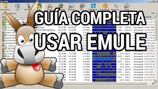 qu es y Cmo se utiliza Emule Windows Linux Mac Utilidad Internet