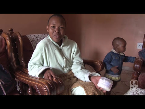 Treating Pulane - MDR-TB, PIH Lesotho