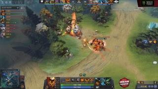 Team Secret vs Infamous - Lower Bracket - BOF 3 Game 1 - CORSAIR Dream League Season 11