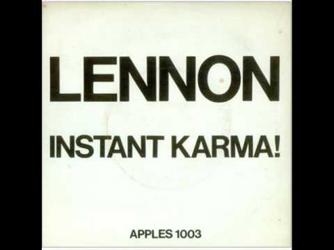 Instant Karma! by John Lennon