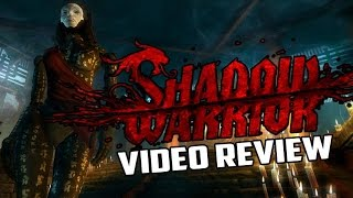 Shadow Warrior 2013 PC Game Review