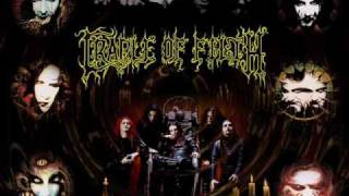 Cradle of filth-Painting flowers white never suited my palette