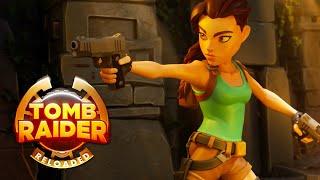 Tomb Raider Reloaded - Official Teaser Trailer