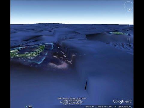 Largest Alien Structure On Earth Found On Ocean Floor