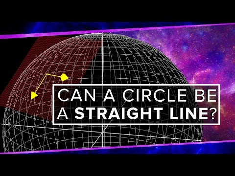 Can A Circle Be A Straight Line? | Space Time | PBS Digital Studios