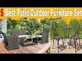 5 Best patio furniture to buy | Best outdoor furniture