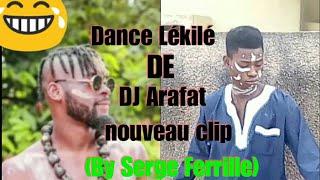 DJ Arafat-Lékilé clip officiel (Dance by Serge Ferrille)