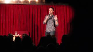Comedian Blake Wexler gets EXHAUSTED at heckler!