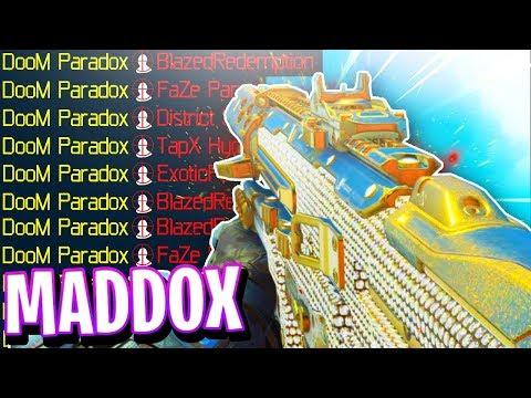 GOD LIKE MADDOX CLASS SETUP AFTER UPDATE 1.17..... ( BEST MADDOX CLASS on COD BO4 )