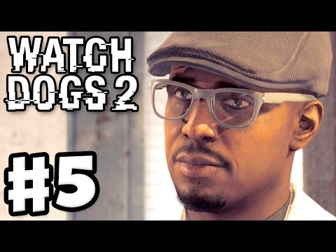 Watch Dogs 2 - Gameplay Walkthrough Part 5 - Haum Sweet Haum! (PS4 Pro)