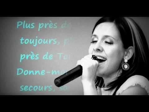 """Andréanne """"Mon Dieu plus près de Toi"""""""