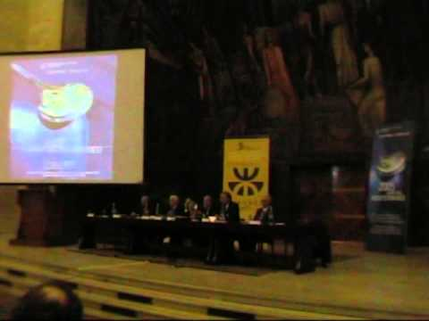 Franco Meloni on Plexus International and Well Being, Rome, 2005